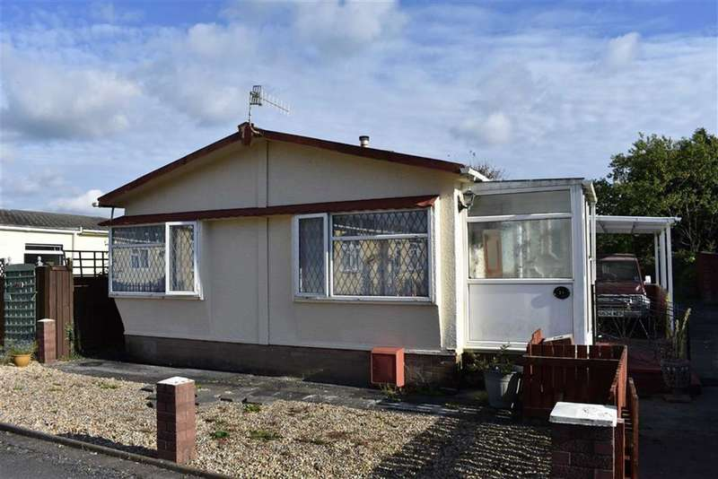 3 Bedrooms Park Home Mobile Home for sale in Estuary Park, Llangennech, Llanelli