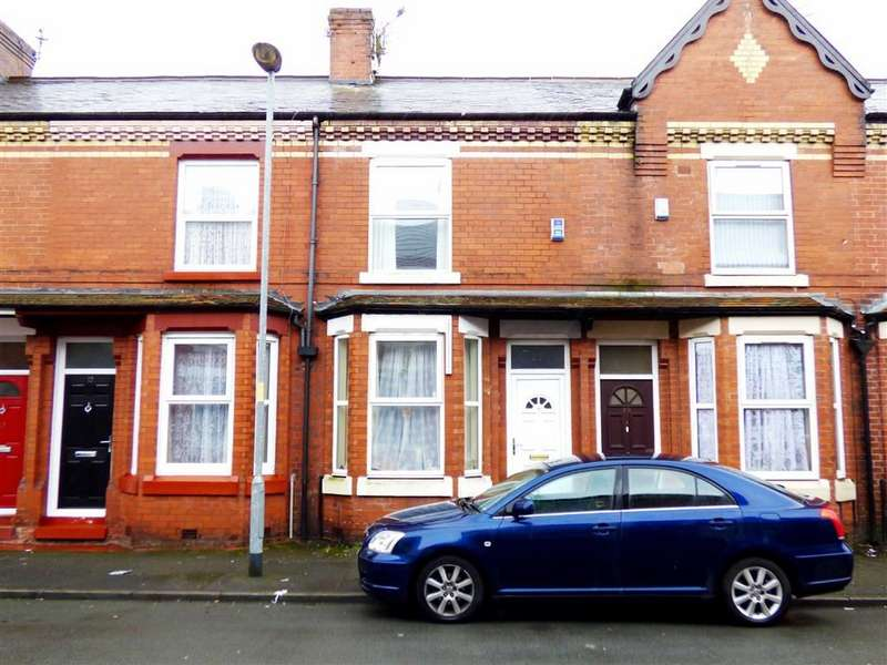 2 Bedrooms Terraced House for sale in Boscombe Street, Fallowfield, Manchester, M14