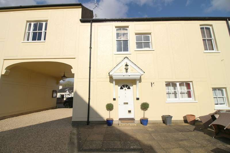 3 Bedrooms Mews House for sale in Courtyard Mews, Chapmore End