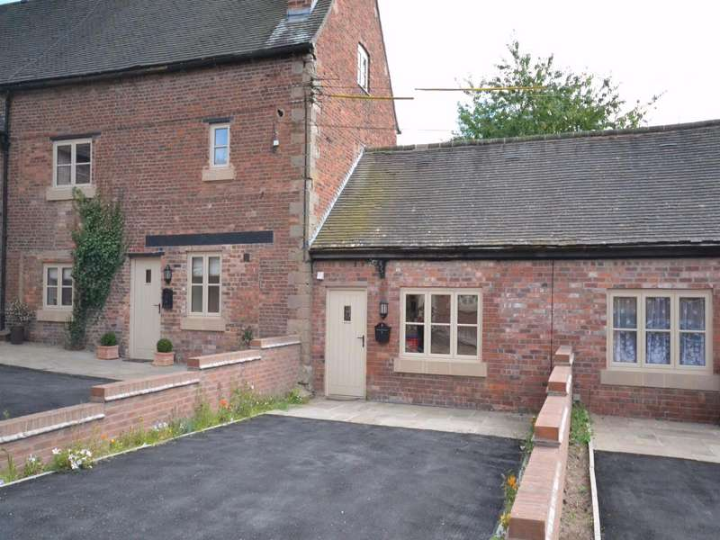 2 Bedrooms Barn Conversion Character Property for sale in Grange Barn, 3 Stirchley Grange, Stirchley Village, Telford, Shropshire, TF3