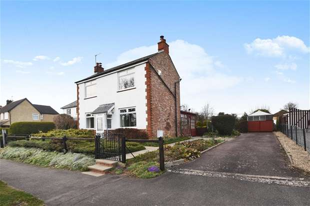 3 Bedrooms Detached House for sale in Grange Lane, Bromham