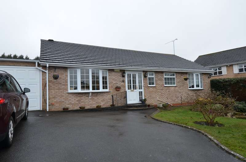2 Bedrooms Bungalow for sale in Lynbrook Close, Hollywood, Birmingham, B47