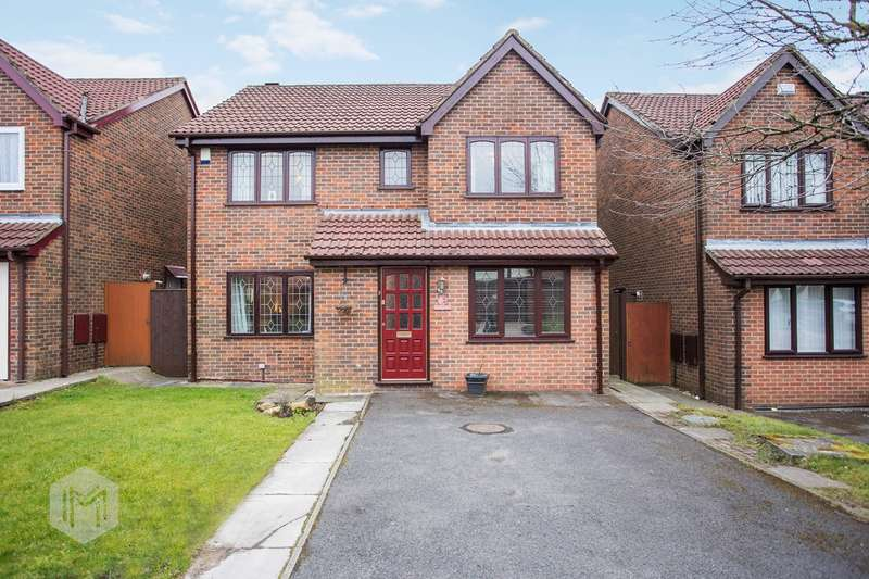 4 Bedrooms Detached House for sale in Hillsdale Grove, Bolton, BL2