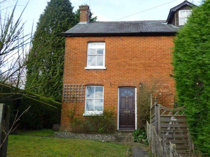 2 Bedrooms Detached House for rent in Middle Bourne Lane, Lower Bourne