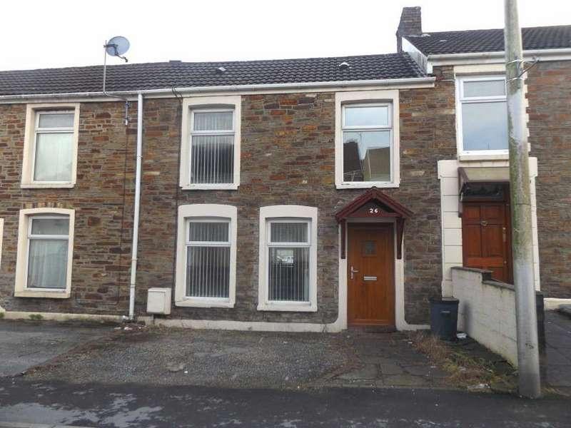 3 Bedrooms Terraced House for sale in Panteg, Felinfoel, Llanelli, Carmarthenshire