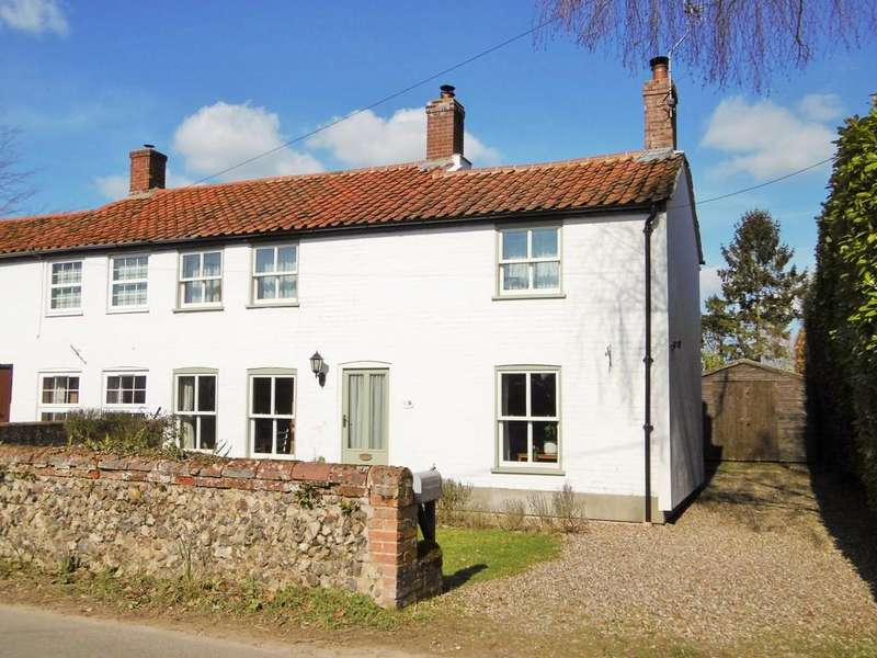 3 Bedrooms Semi Detached House for sale in Burgh Next Aylsham