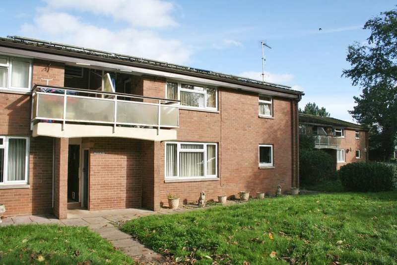 2 Bedrooms Apartment Flat for sale in Broadlands, Thorverton