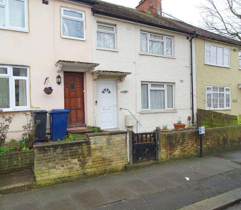 3 Bedrooms House for sale in Humes Avenue, Hanwell