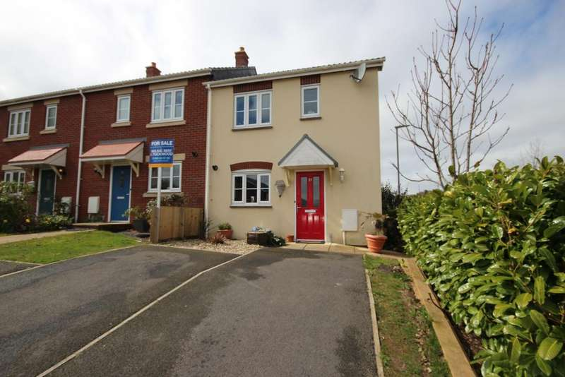 3 Bedrooms End Of Terrace House for sale in Churchill Way, Watchet TA23
