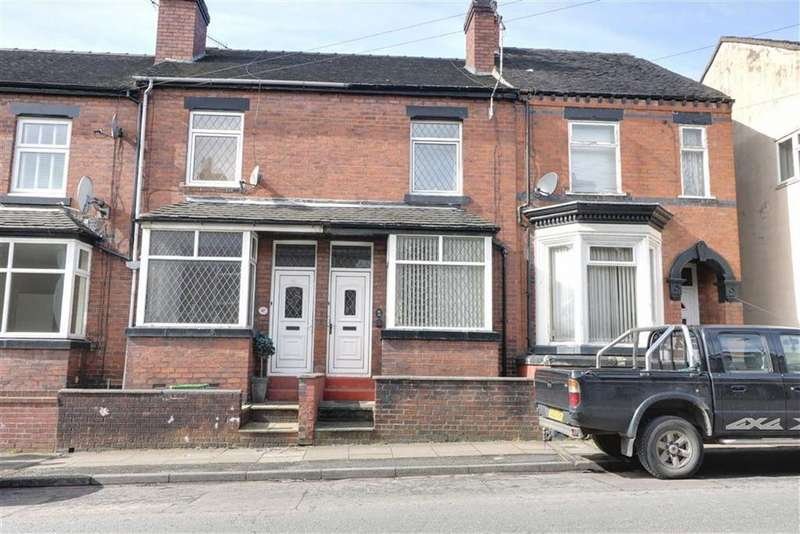 2 Bedrooms Terraced House for sale in Victoria Street, Basford, Stoke-on-Trent