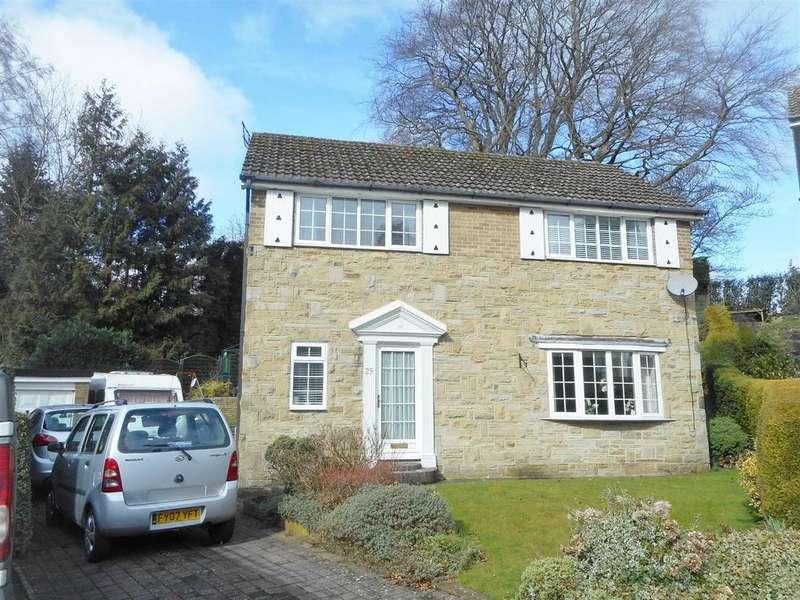 4 Bedrooms Detached House for sale in Littlethorpe Park, Ripon, HG4 1UQ