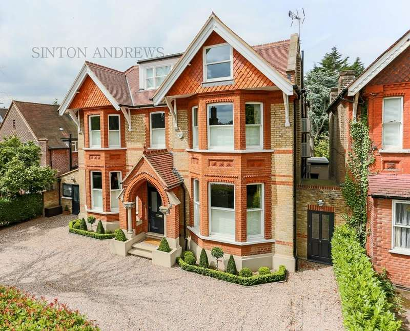 7 Bedrooms Detached House for sale in Tring Avenue, Ealing, W5
