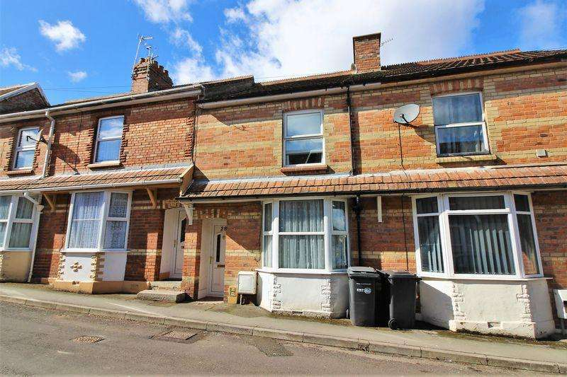 2 Bedrooms Terraced House for sale in Coronation Street, Chard