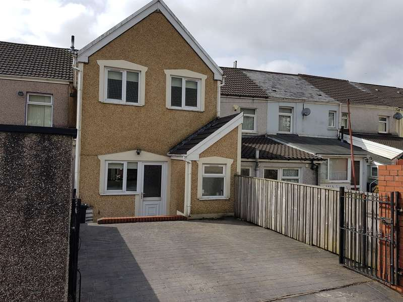 3 Bedrooms Terraced House for sale in Pleasant View, Methyr, Merthyr Tydfil