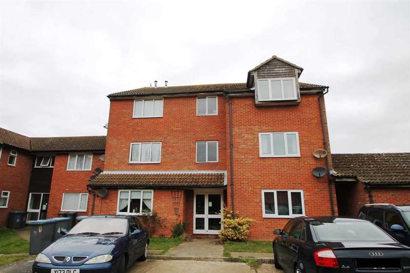 2 Bedrooms Apartment Flat for sale in Jasmine Close, Trimley St Martin