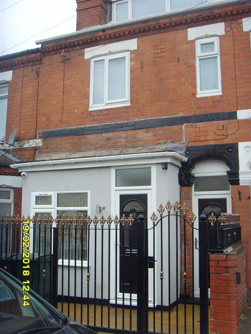 6 Bedrooms Terraced House for sale in King Edward Road, Coventry