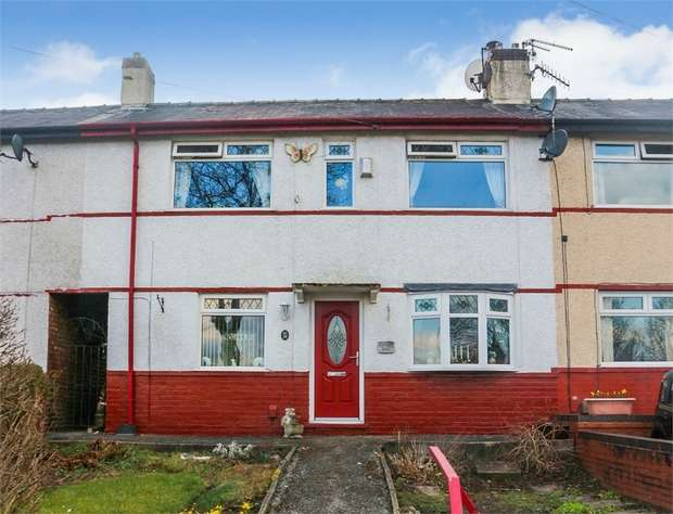 2 Bedrooms Terraced House for sale in Mather Avenue, Whitefield, Manchester, Lancashire