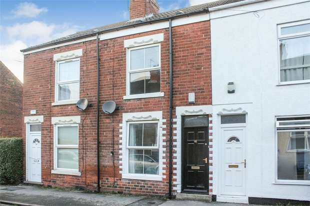 2 Bedrooms Terraced House for sale in Folkestone Street, Hull, East Riding of Yorkshire