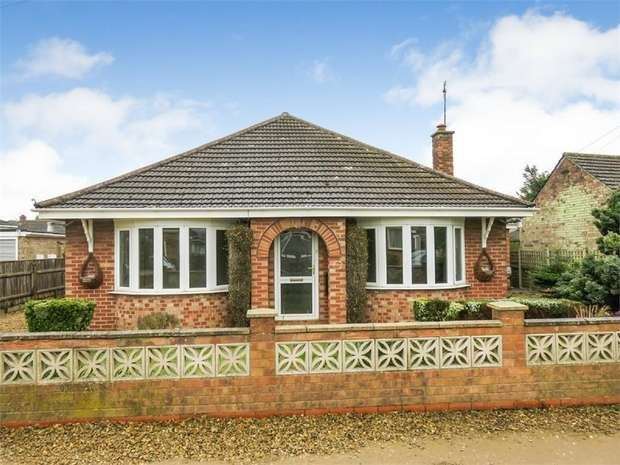 3 Bedrooms Detached Bungalow for sale in Union Street, Holbeach, Spalding, Lincolnshire