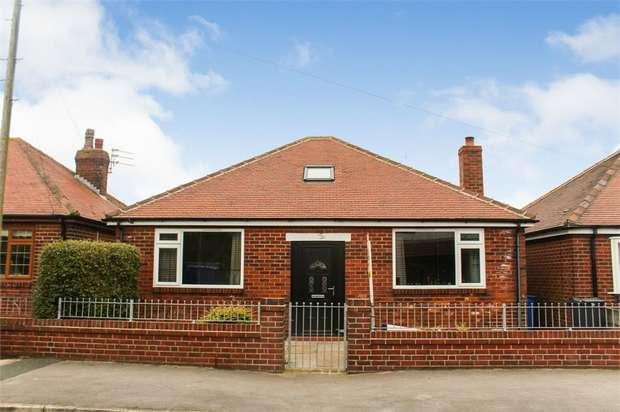 3 Bedrooms Detached Bungalow for sale in St Bernards Road, Knott End-on-Sea, Poulton-le-Fylde, Lancashire