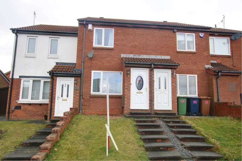 2 Bedrooms Property for sale in Lapwing Close, Washington, NE38