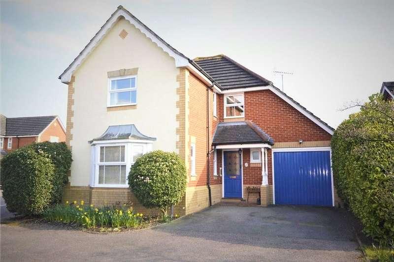 4 Bedrooms Detached House for rent in Bishop's Stortford