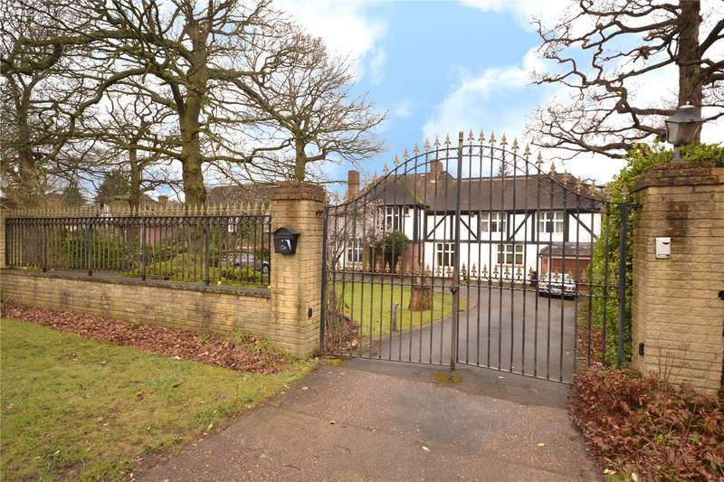 Land Commercial for sale in Cockfosters Road, Hadley Wood, Hertfordshire, EN4