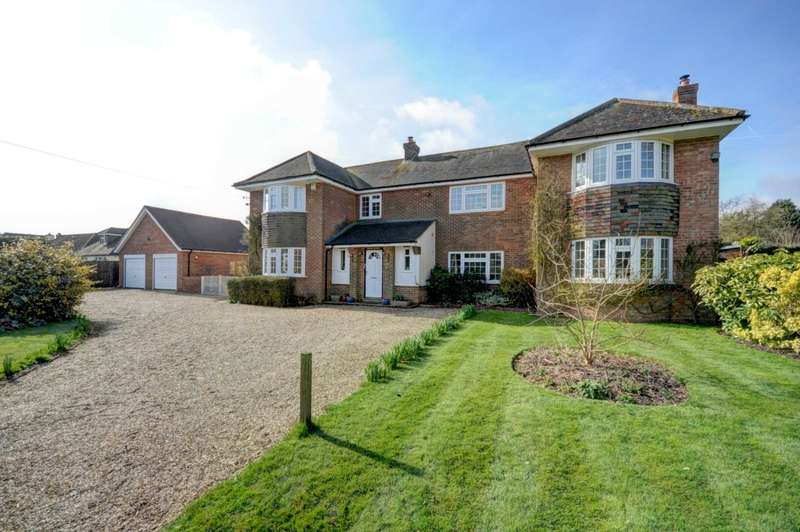 4 Bedrooms Detached House for sale in Green End Road, Radnage