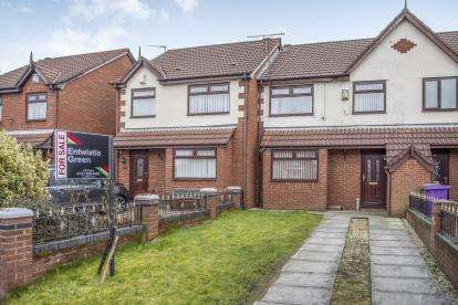 3 Bedrooms End Of Terrace House for sale in Melford Grove, Liverpool, Merseyside, England, L6