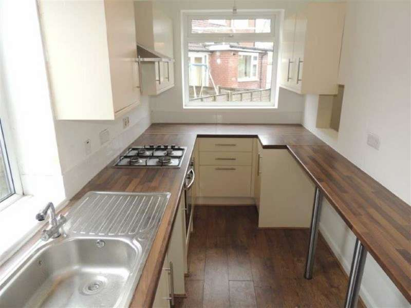 2 Bedrooms Semi Detached House for sale in Mossbank Avenue, Droylsden, Droylsden Manchester