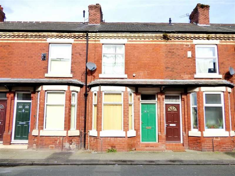 2 Bedrooms Terraced House for sale in Letchworth Street, Fallowfield, Manchester, M14