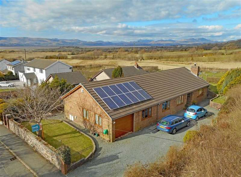 4 Bedrooms Detached Bungalow for sale in Saves Lane, Ireleth, Cumbria