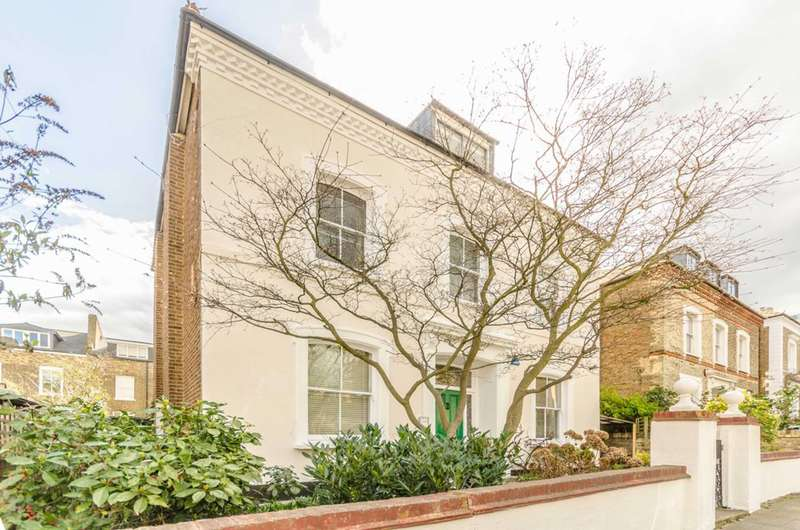 6 Bedrooms Detached House for sale in Beacon Hill, Hillmarton Conservation Area, N7