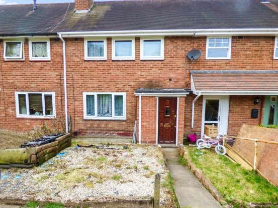 2 Bedrooms Terraced House for sale in Cornmill Drive, Birmingham, West Midlands, B32 3BH