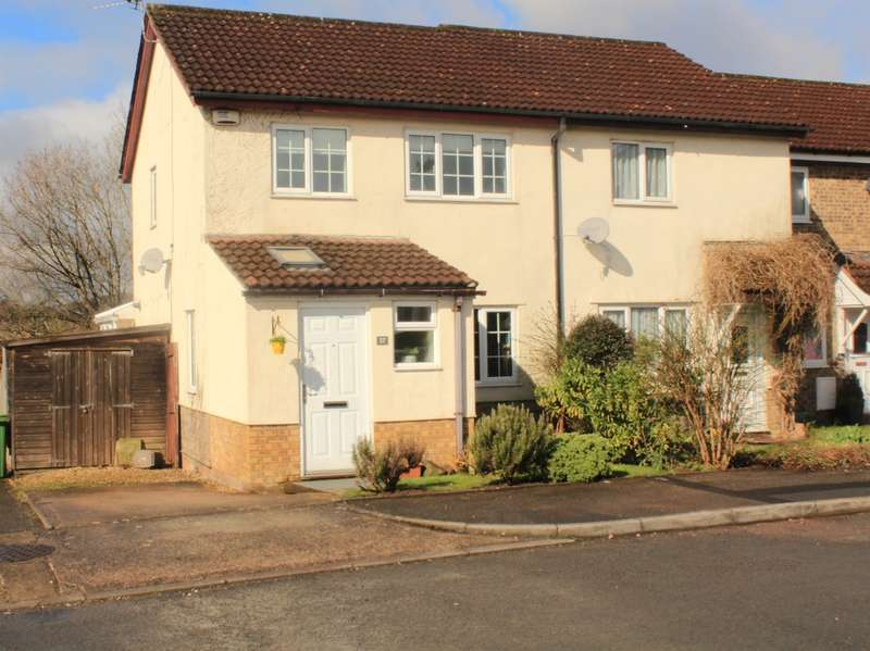 3 Bedrooms End Of Terrace House for sale in Spring Grove, Thornhill, Cardiff