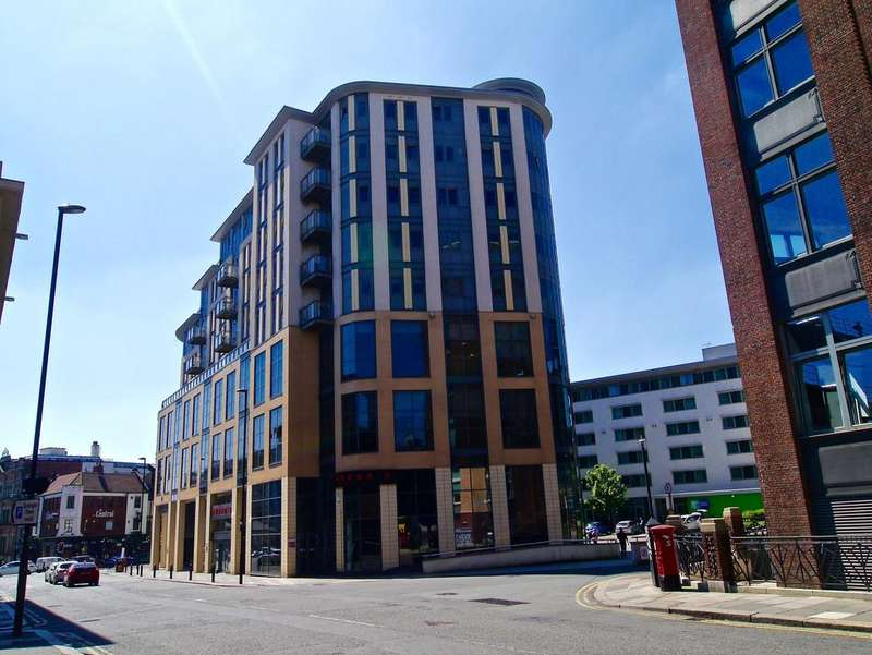 2 Bedrooms Apartment Flat for sale in Waterloo Square, Newcastle upon Tyne