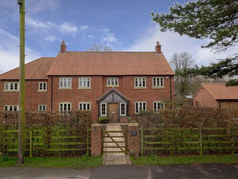 5 Bedrooms Detached House for sale in Norwell Road, Caunton