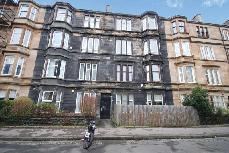2 Bedrooms Ground Flat for sale in 0/2, 76 Albert Road, Queens Park, Glasgow, G42 8RG