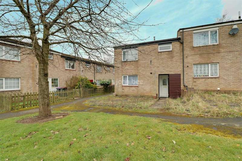 3 Bedrooms End Of Terrace House for sale in Brackenfield, Brookside