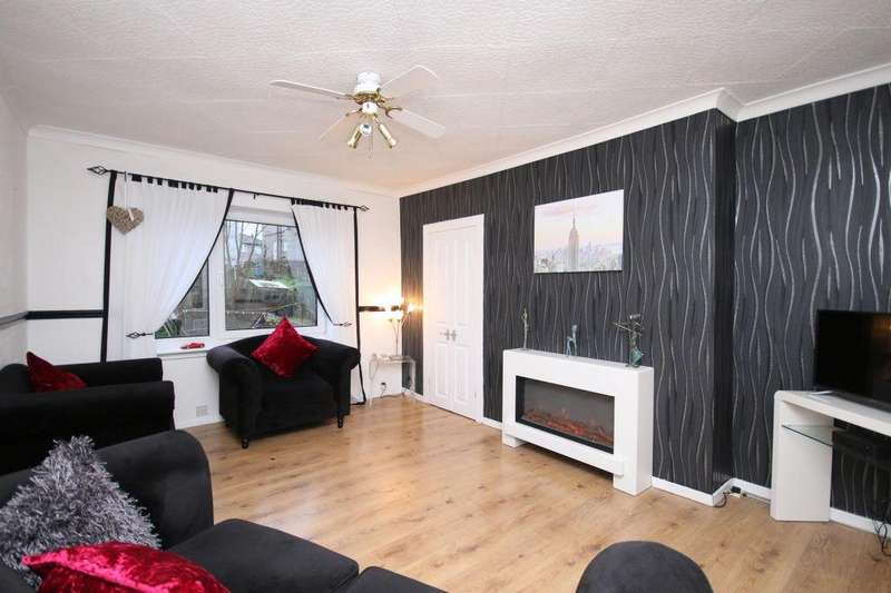 3 Bedrooms Flat for sale in 30 Highcroft Avenue, Croftfoot, Glasgow, G44 5RW
