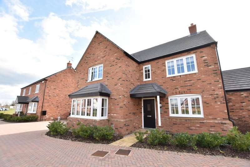 5 Bedrooms Link Detached House for sale in Highlander Road, Saighton