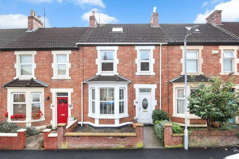3 Bedrooms Terraced House for sale in Victoria Road, Frome
