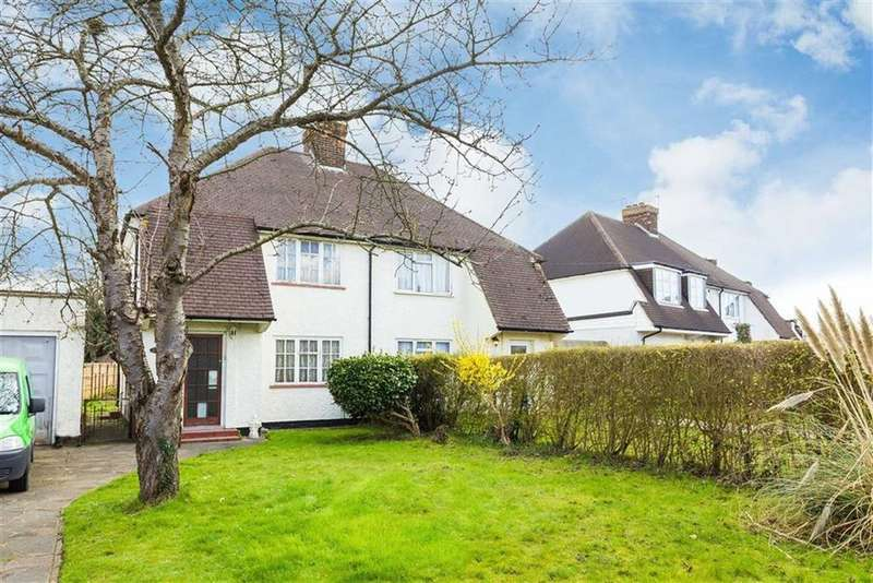 3 Bedrooms Semi Detached House for sale in Longstone Road, Iver
