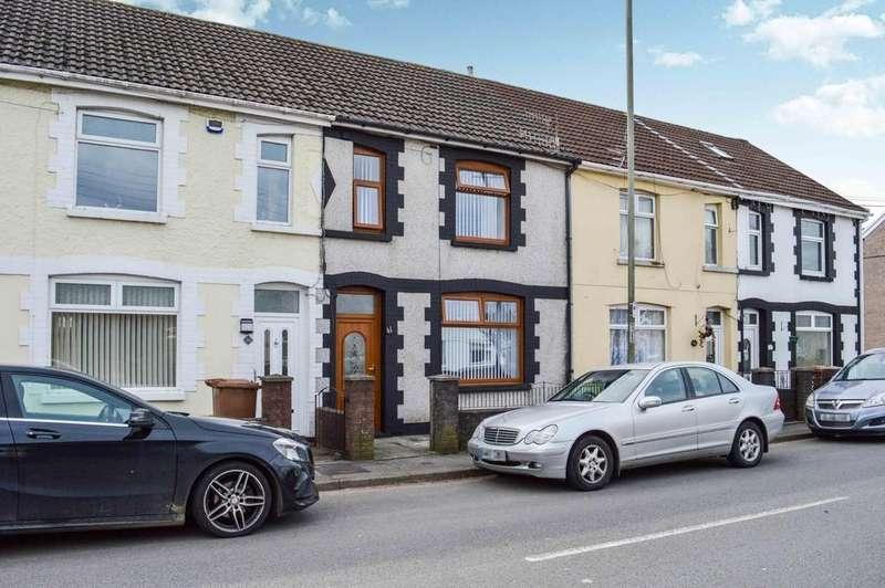 3 Bedrooms Terraced House for sale in Hengoed Road, Penpedairheol