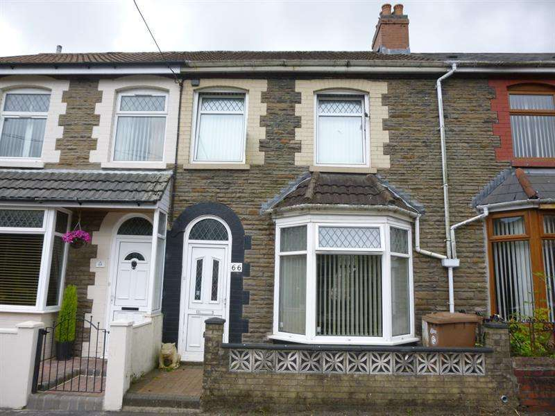 4 Bedrooms Terraced House for sale in Coedcae Road, Abertridwr, Caerphilly