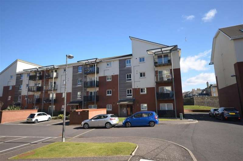 2 Bedrooms Apartment Flat for sale in 6a Glenford Place, Ayr, KA7 1LB