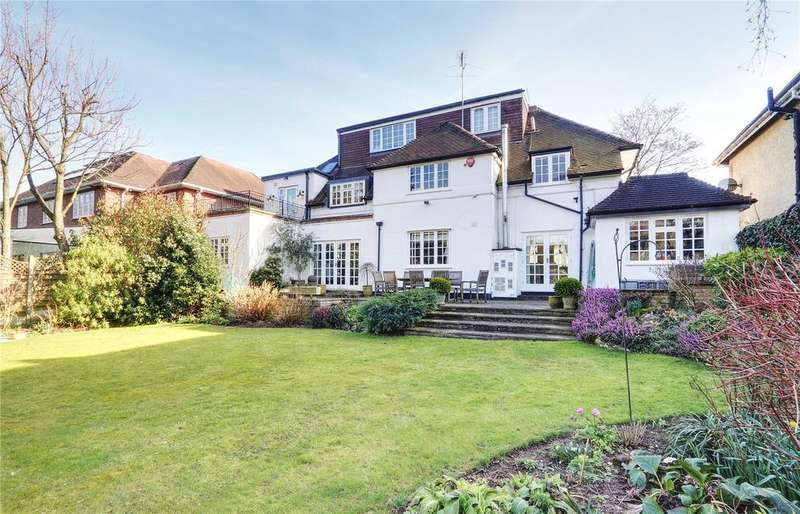 5 Bedrooms Detached House for sale in Gordon Avenue, Stanmore, HA7