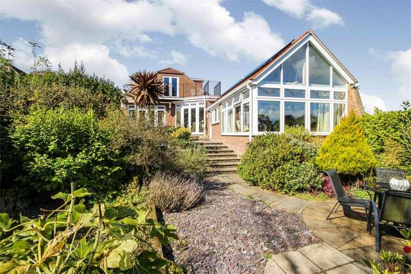 4 Bedrooms Detached Bungalow for sale in Burnham Drive, BOURNEMOUTH, Dorset