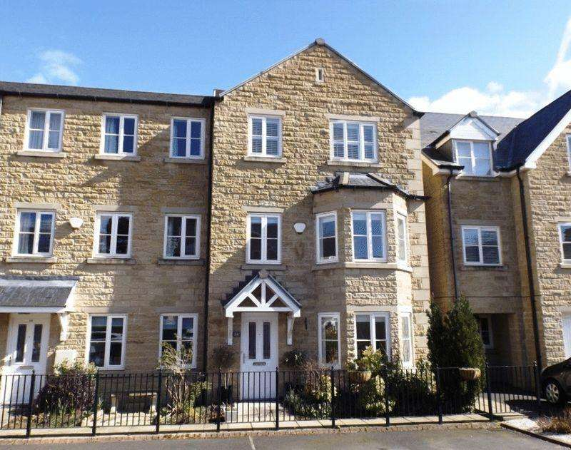 4 Bedrooms Town House for sale in Southgate Mews, Morpeth