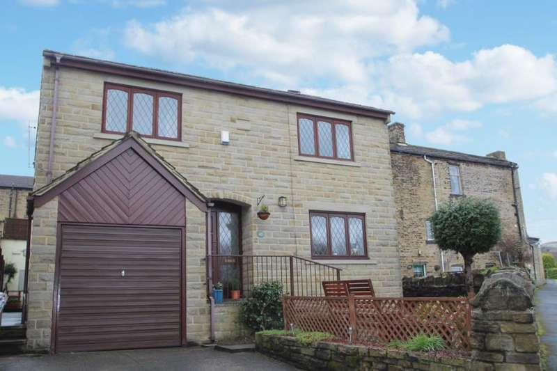 4 Bedrooms Detached House for sale in CRAG HILL ROAD, THACKLEY, BRADFORD, BD10 0AH